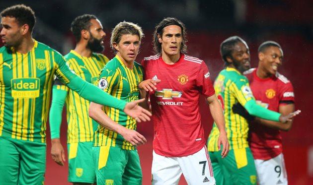 Вест Бромвич — Манчестер Юнайтед, Getty Images
