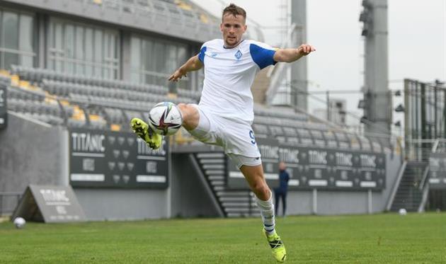 Томаш Кендзера, фото ФК Динамо Киев