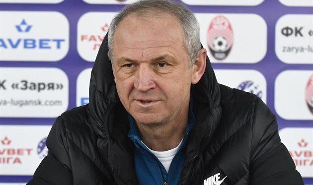 Александр Рябоконь, ФК Заря Луганск