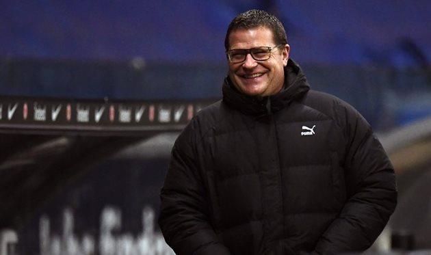 Макс Эберль, Get German Football News