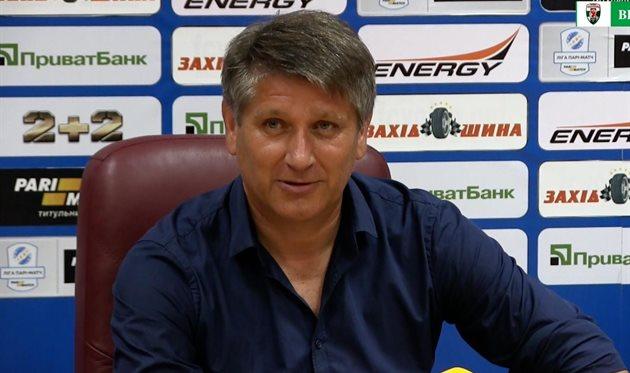 Сергей Ковалец, ФК Оболонь