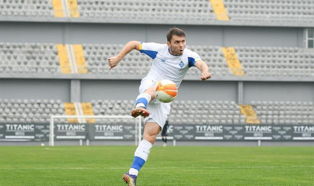 Александр Караваев, фото ФК Динамо