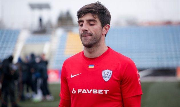 Антон Шиндер, фото ФК Минай