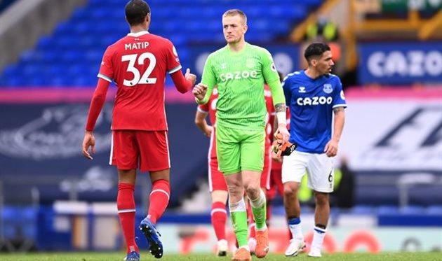 Ливерпуль — Эвертон, Getty Images