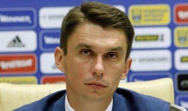 Юрий Запесоцкий, фото УАФ
