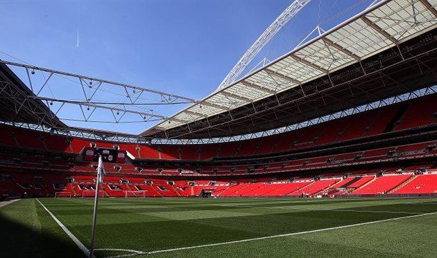 Стадион Уэмбли, Getty Images