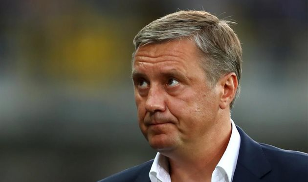 Александр Хацкевич, ФК Динамо Киев