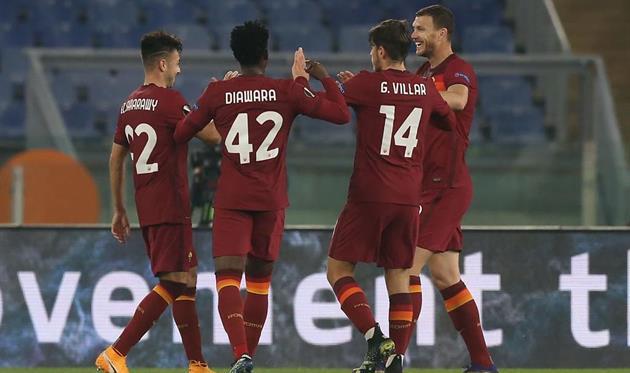 Футболисты Ромы, Getty Images