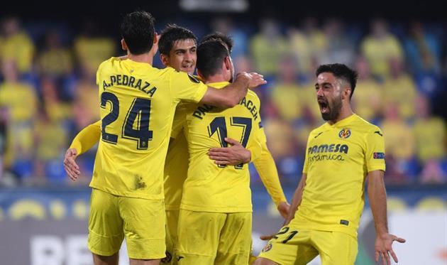 Футболисты Вильярреала, Getty Images