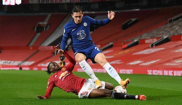 Челси — Манчестер Юнайтед, Getty Images