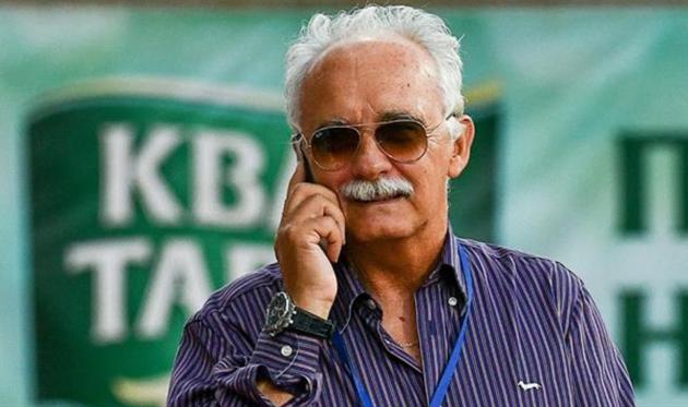 Сергей Рафаилов, фото Заря