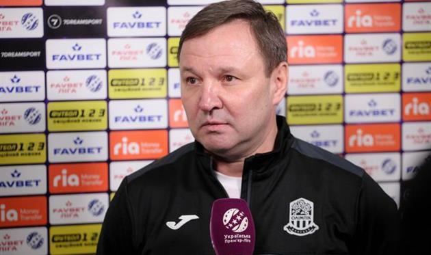 Юрий Калитвинцев, фото ФК Минай