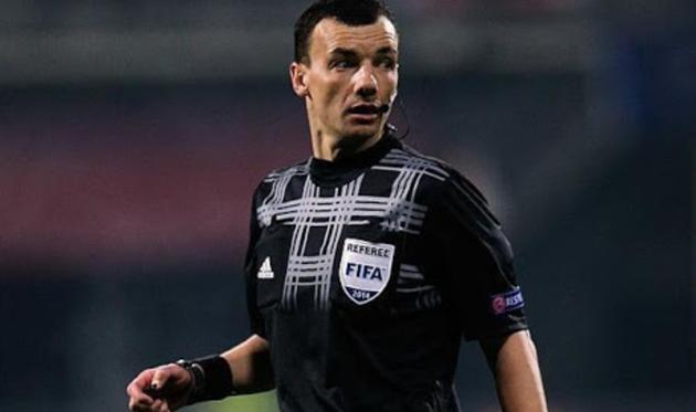 Сергей Бойко, фото УАФ