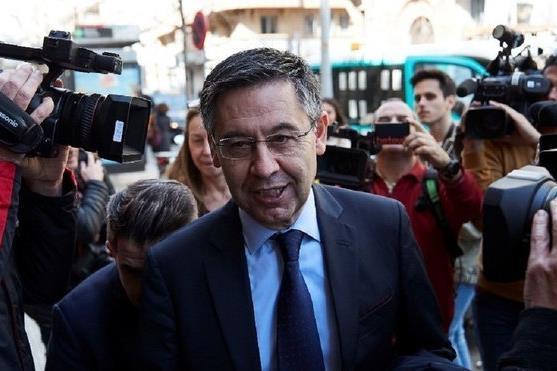 Хосеп Бартомеу, Marca