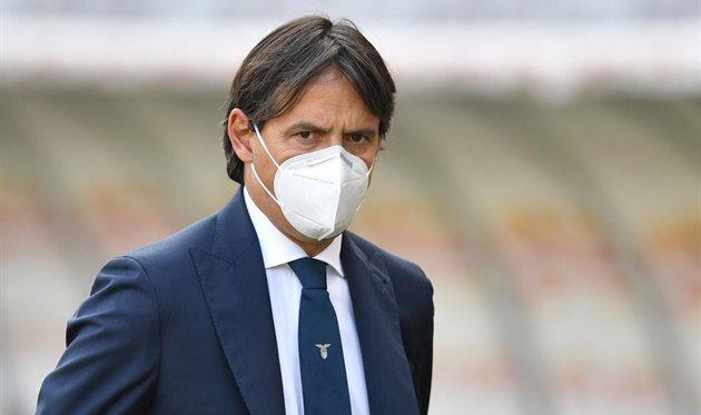 Симоне Индзаги уже определил стартовый состав Лацио, который не стартует, Getty Images