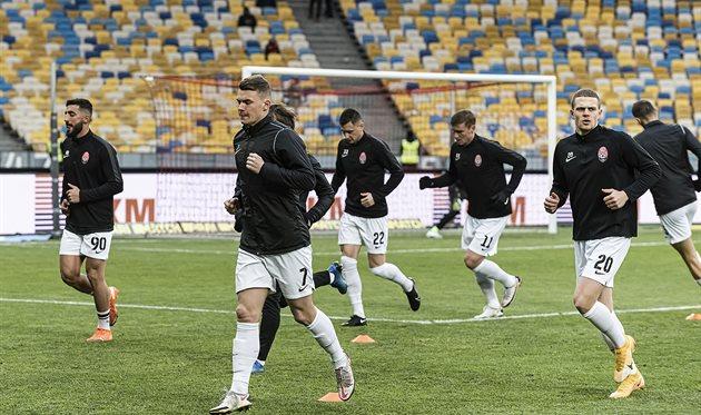 Игроки Зари уже пробились в полуфинал Кубка Украины, ФК Заря