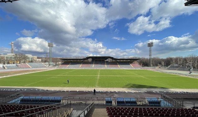 Стадион Мариуполя, facebook.com