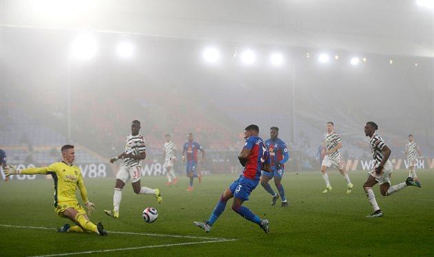 Кристал Пэлас - Манчестер Юнайтед, Getty Images