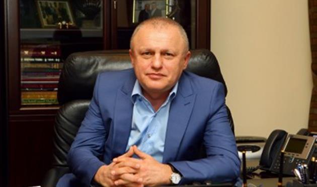 Игорь Суркис, ФК Динамо Киев