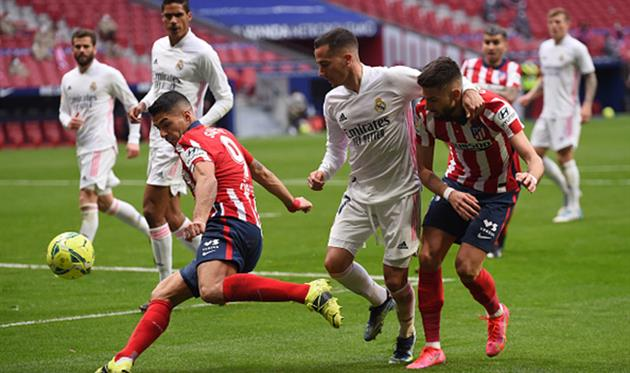 Атлетико - Реал, Getty Images