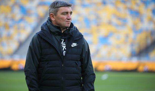 Руслан Костышин, фото ФК Колос Ковалевка