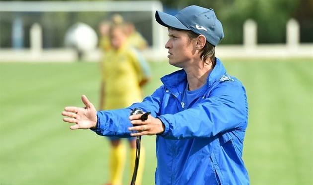 Наталья Зинченко, фото УАФ