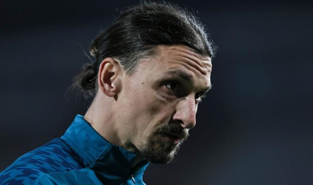 Златан Ибрагимович, Getty Images