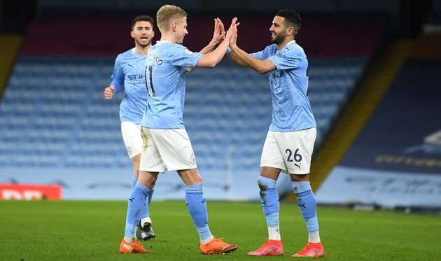 Манчестер Сити — Саутгемптон, Getty Images