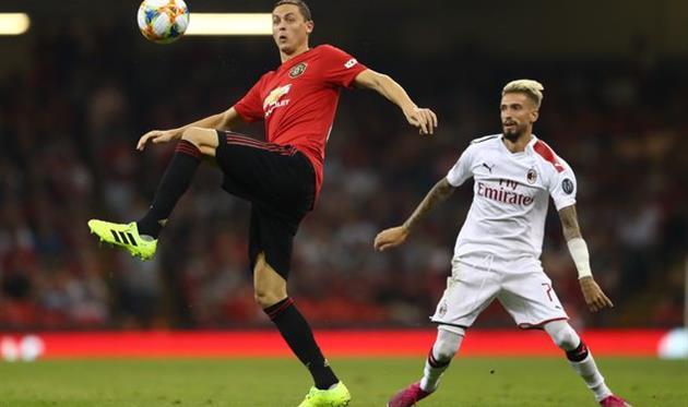 Манчестер Юнайтед — Милан, Getty Images