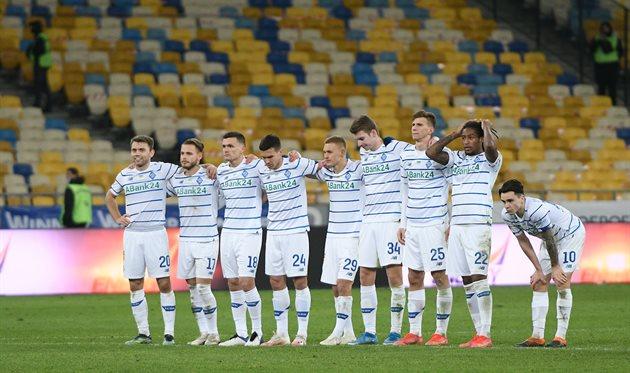 Футболисты Динамо, фото ФК Динамо Киев