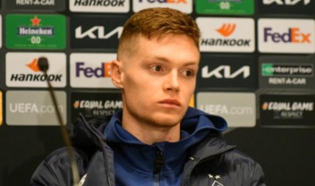 Виктор Цыганков, фото Динамо