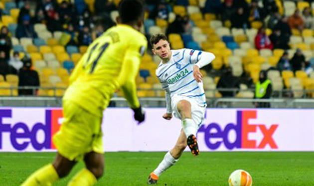 Николай Шапаренко, ФК Динамо Киев