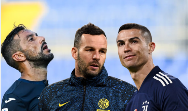 Лучшие футболисты старше 35 лет, которые по-прежнему выступают в топ-5 лиг Европы