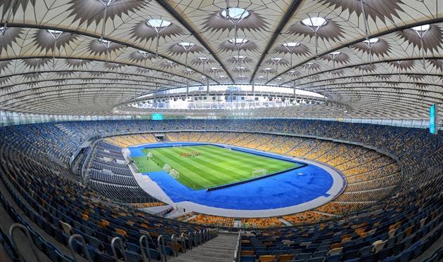 НСК Олимпийский, скриншот