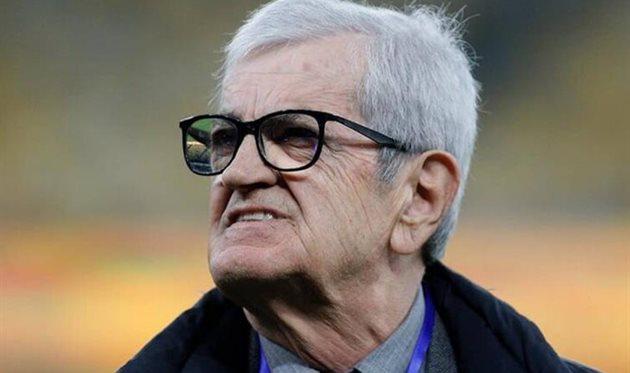 Лучано Лучи, фото официального сайта ФК Олимпик