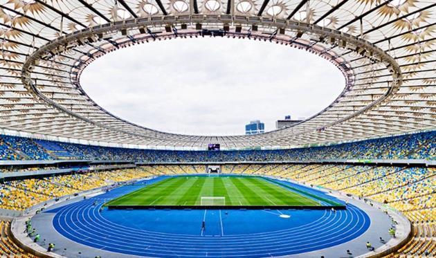 НСК Олимпийский, УАФ