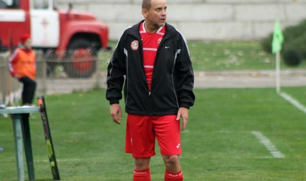 Николай Лиховидов, фото ФК Реал-Фарма
