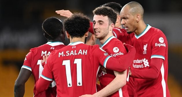Футболисты Ливерпуля, Getty Images