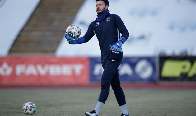 Валерий Юрчук, фото СК Днепр-1