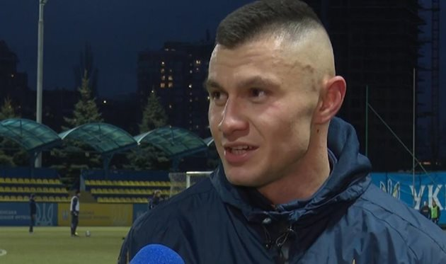 Александр Зубков, Динамо Киев