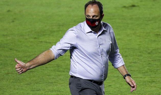 Рожерио Сени — главный тренер Фламенго, Getty Images