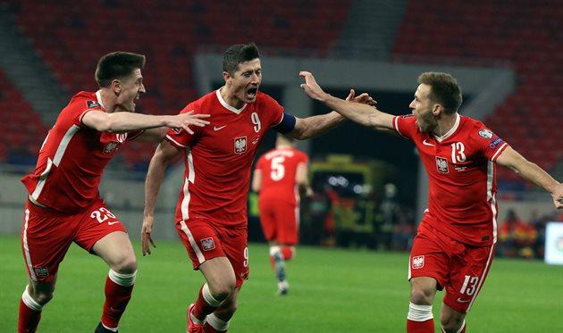 Венгрия — Польша, УЕФА
