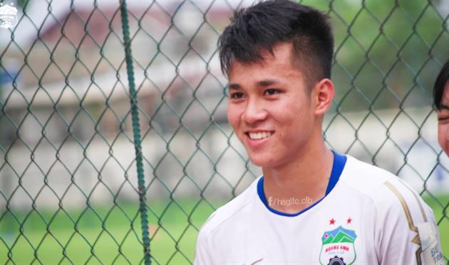 Ле Минь Бинь, Hoang Anh Gia Lai FC