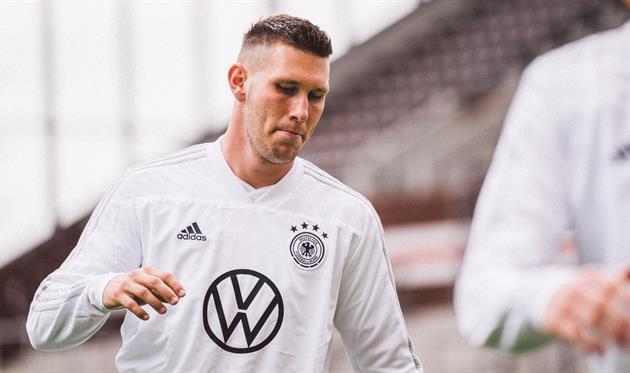 Никлас Зюле, twitter.com/DFB_Team_EN