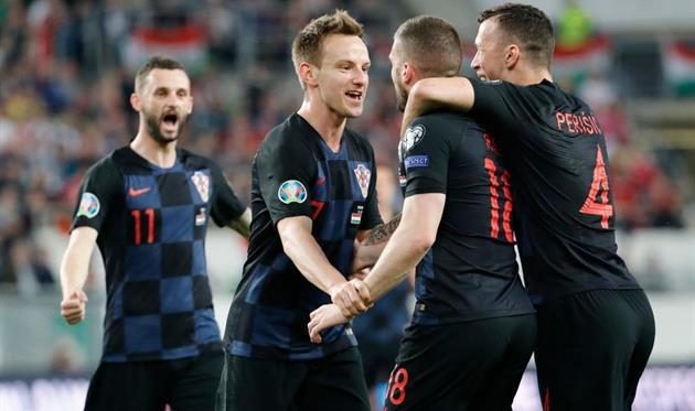Хорватия минимально одолела сборную Кипра