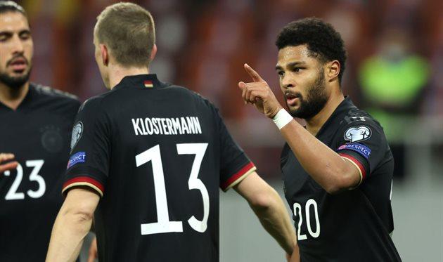 Радость сборной Германии, getty images