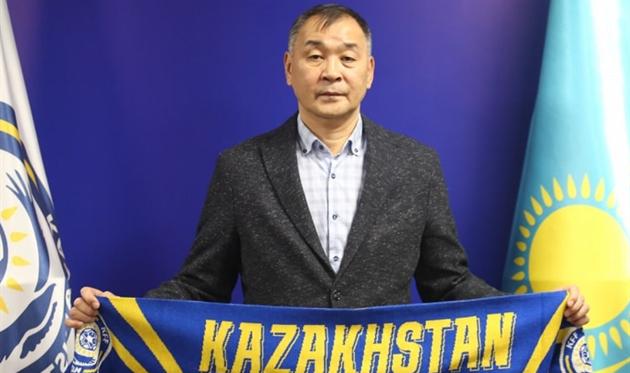 Талгат Байсуфинов, фото официального сайта УАФ