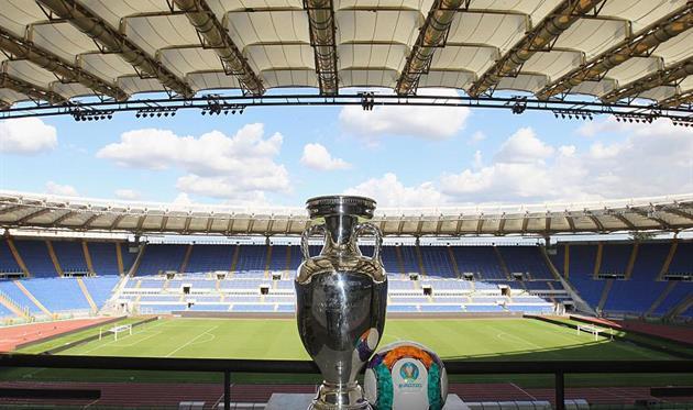 Стадио Олимпико, Getty Images