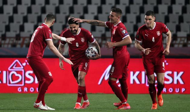 Азербайджан - Сербия, getty images