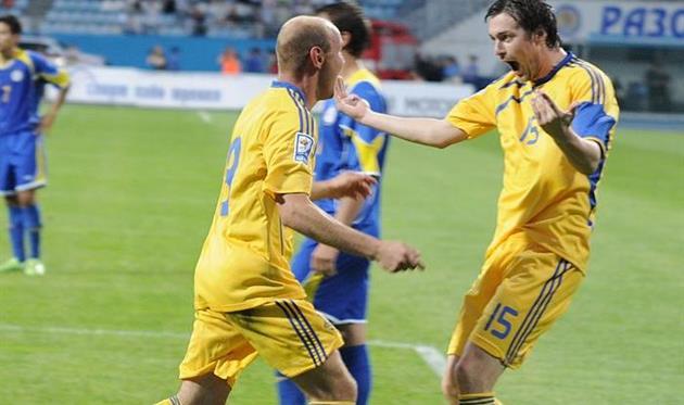 Украина – Казахстан, Football.ua